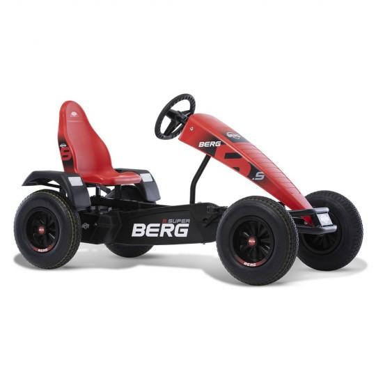 BERG Pedal Gokart B. Super rot