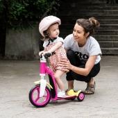 🛴 Scooter & Laufrad in einem für Kleinkinder 🛴  Das Highwaybaby+ verbindet zwei Fahrzeuge in Einem: Scooter und Laufrad für Kleinkinder ab dem 1. Lebensjahr. Ob im Laufradmodus oder einfach per Knopfdruck auch als Scooter durch die Gegend düsen.  Starte durch bei uns im Online Shop 👉 Link in Bio  #scooter #laufrad #kleinkinder #highwaybaby #highwaybabyplus #laufmodus #gleichgewichtstraining #fahrradfahren #knopfdruck #ohnewerkzeug #scootandride #safetyfirst #stylish #onlineshop #deingokart
