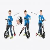 🛴 Scooter & Push-Bike Kombi für Kinder und Jugendliche 🛴  Mit dem Highwaygangster haben Kinder und Jugendliche die Möglichkeit Scooter zu fahren und jederzeit darauf Platz zu nehmen. Sei es um auf den Bus zu warten oder einfach mit Freunden Zeit im Park zu verbringen.  Starte durch bei uns im Online Shop 👉 Link in Bio  #scooter #pushbike #kombi #kinder #jugendliche #scootandride #highwaygangster #knopfdruck #ohnewerkzeug #stylish #onlineshop #deingokart
